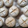 Fogta a hét kenyeret, hálát adott, megtörte és odaadta tanítványainak