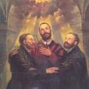 Szent Márk, István és Menyhért kassai vértanúk – Szeptember 7.