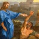 A tisztátalan lelkeknek is parancsol, és azok engedelmeskednek neki