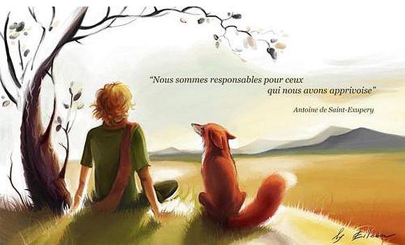 Antoine de Saint Exupery - A kis herceg