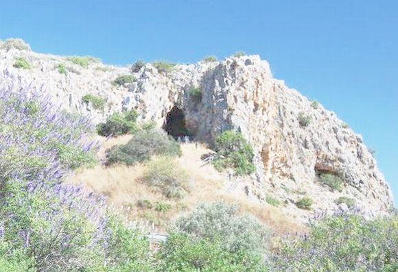 Karmel-hegyi-barlangok