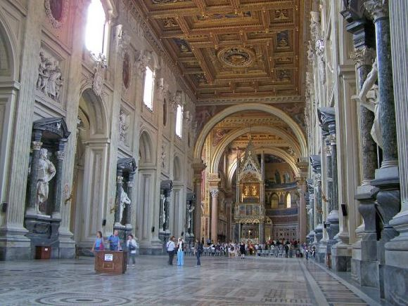 Laterani-bazilika-felszentelese