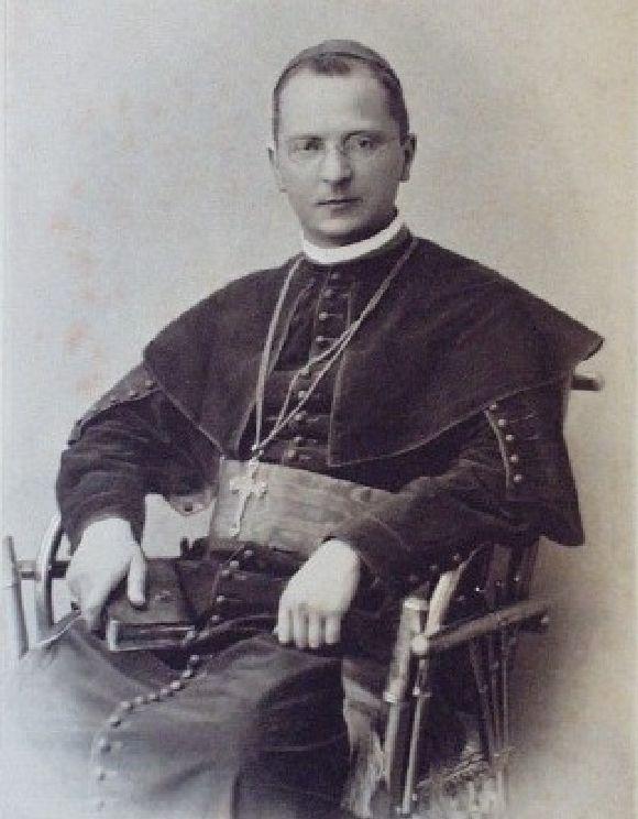 Majláth Gusztáv Károly 1864. szeptember 24-én született