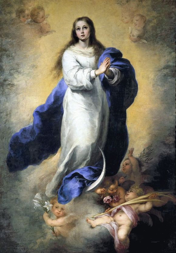 Maria-a-Szeplotelenul-Fogantatott