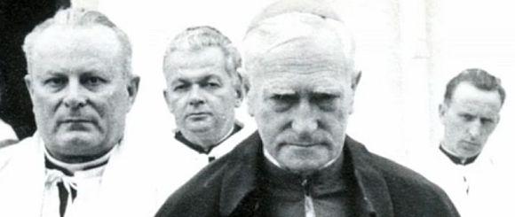 Márton Áron - Erdély püspöke.