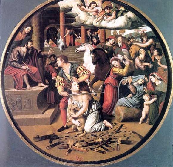 Szent-Agnes-vertanusaga