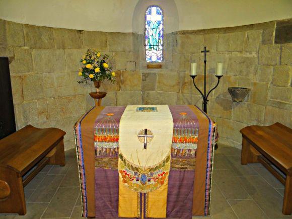 Szent-Margit-kapolna-oltara