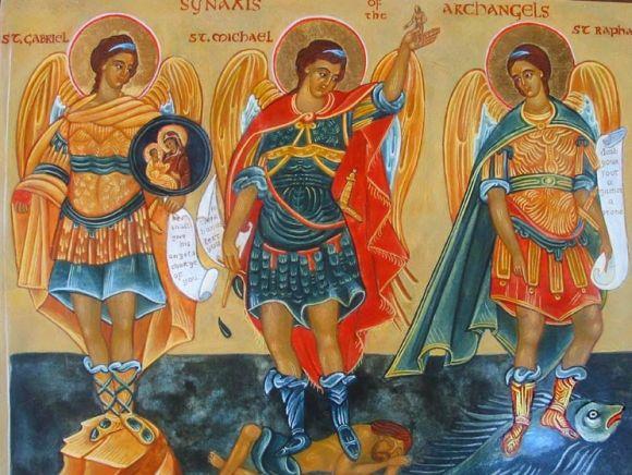 Szent-Mihaly-Gabor-Rafael-arkangyalok