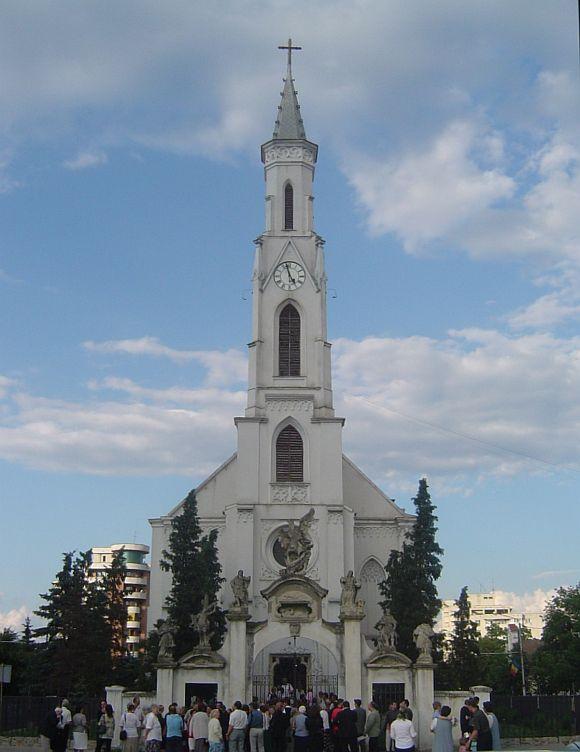 Szent Péter és Pál templom - Kolozsvár.
