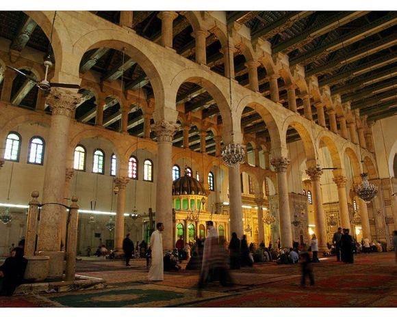 Umayya-al-Kabir-mecset-a-kupolával